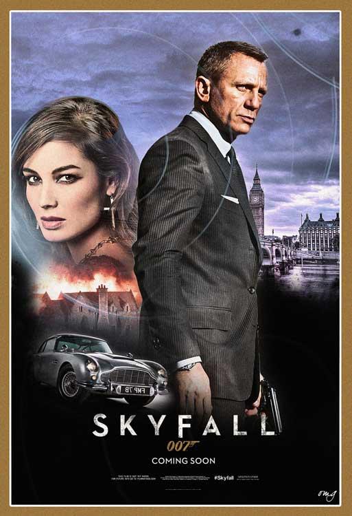 007 координаты скайфолл 2012  фильм