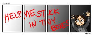 """""""Stuck"""""""