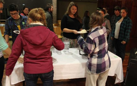 Oxfam Hunger Banquet spotlights global hunger