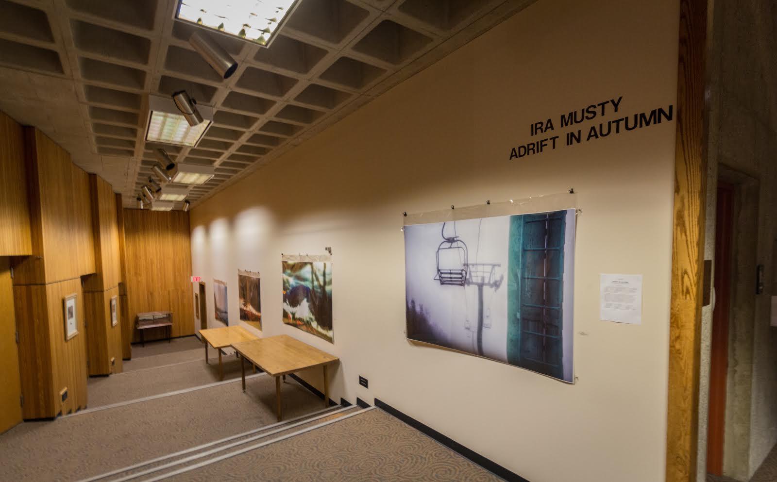 basement medicine exhibit showcases three bfa students