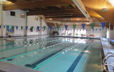 Pool saved: funds secured to replace climate control system