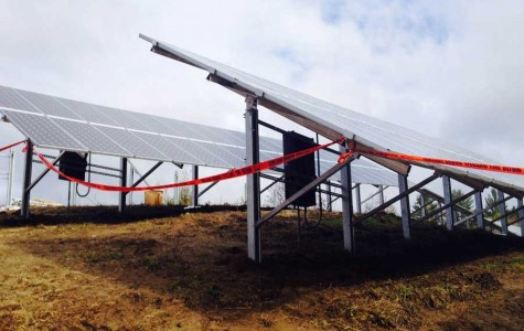 FairPoint Communications strike will delay solar hook-up