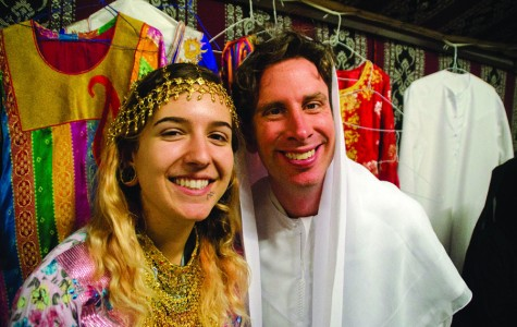 Culture-shockingly nice: one professor, two students and art in Dubai