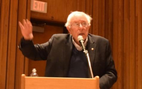 Sanders: We're moving backward