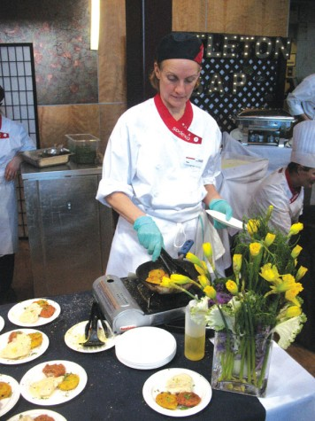 Sodexo hosts locavore feast at JSC