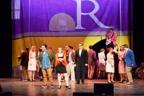 """Grease"" brings Rydell High to JSC"