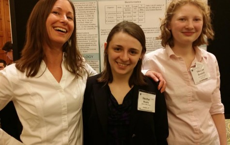 Science students win outstanding poster award