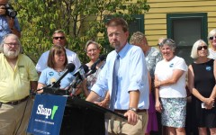 Shap Smith's delicate dance with Shumlin's shadow