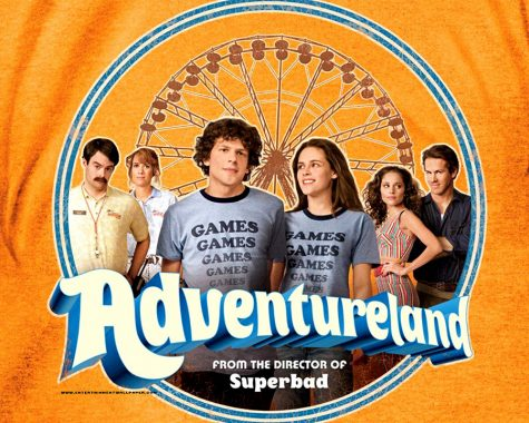 "Throwing back to hairspray and classic rock in ""Adventureland"""