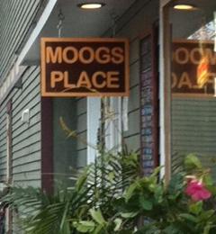 In the Moog: odd pub, good grub