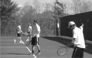 Mens tennis to open season in Hilton Head