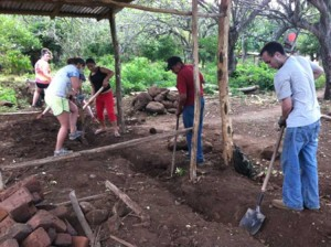 JSC Break Away group brings water to remote village in Nicaragua