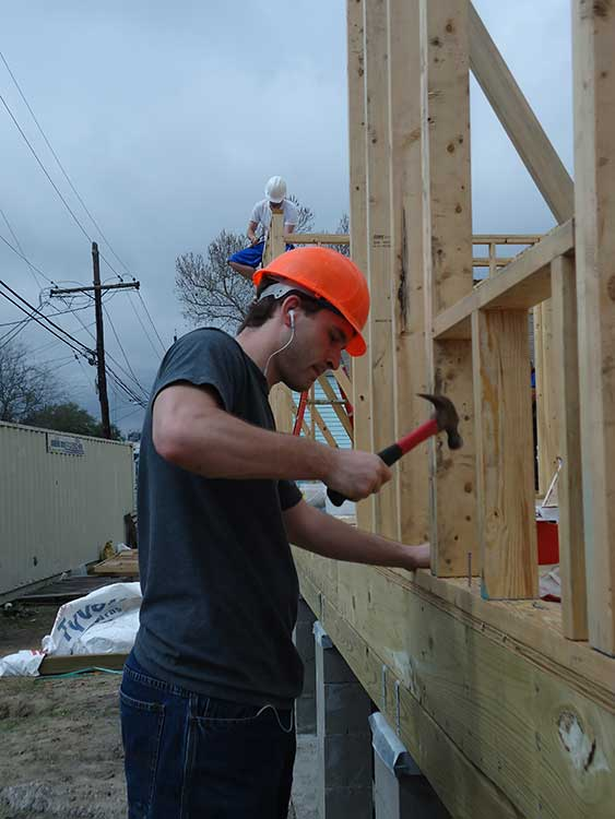 Urban Plunge builds homes and hope in New Orleans