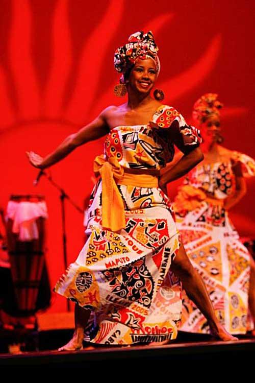 Viver Brasil tells stories through dance