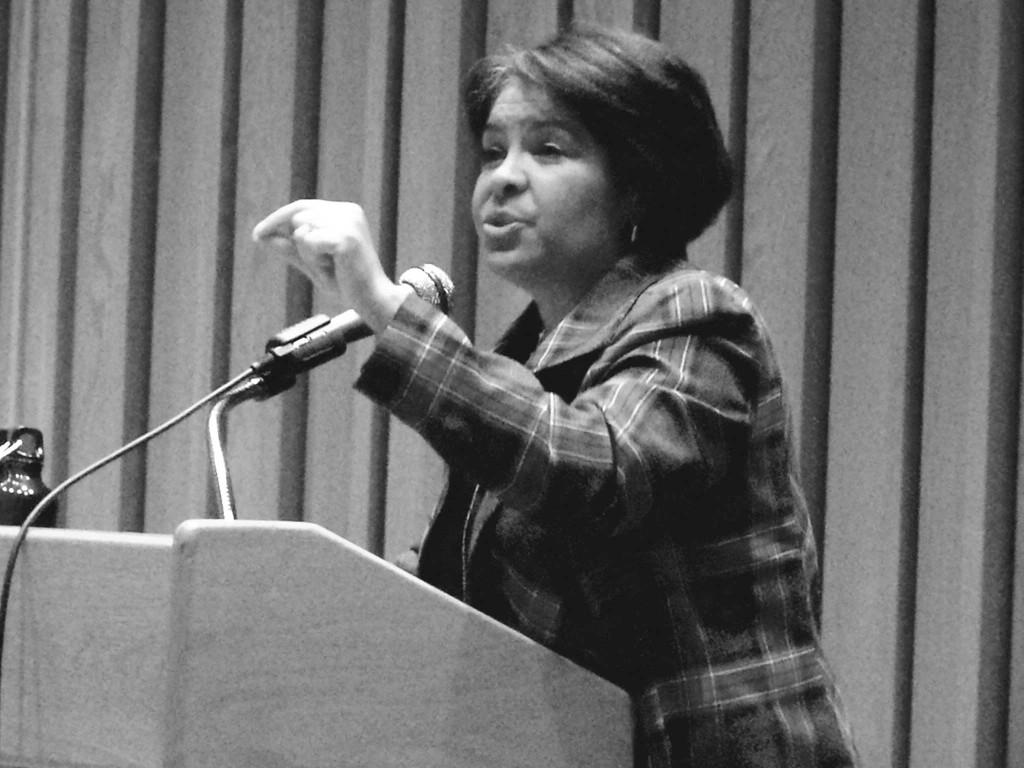 Civil rights advocate speaks in honor of Martin Luther King