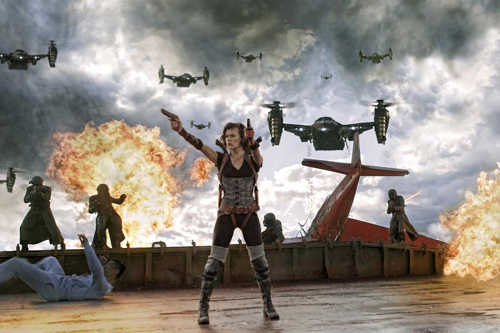 An+explosive+image+from+a+sure-to-be+explosive+movie%2C+%22Resident+Evil%3A+Retribution.%22