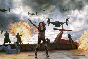 """Resident Evil: Retribution"" a triumph for the living"