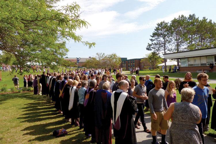Class of 2016 marches into Dibden