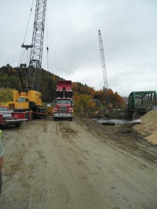 Construction on new bridge and rotary begins in Jeff: commuter delays ahead?