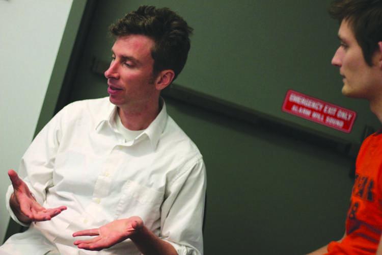 Media Arts major creates digital literacy, starting next spring