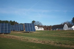Laraway goes solar