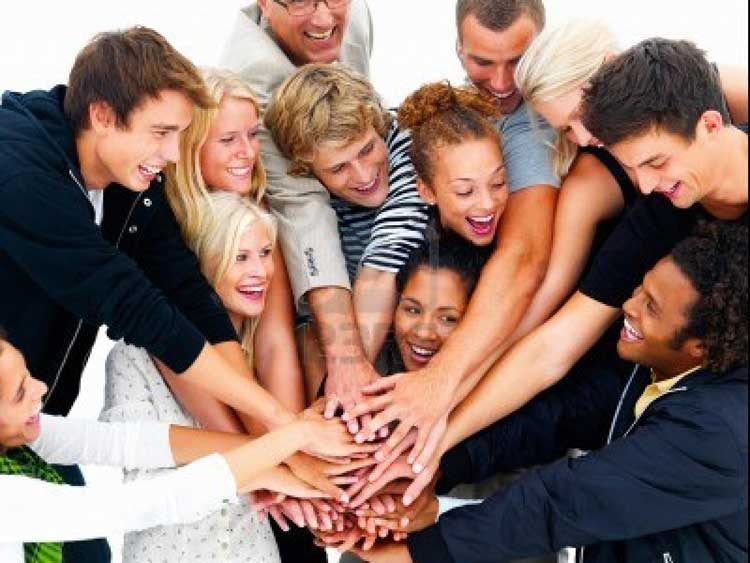 Friends, Community and Social Capital