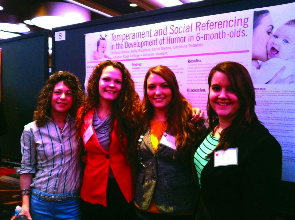 Chelsea Lamore, Kelly Woodard, Christine Petinatto, Sarah Sienna