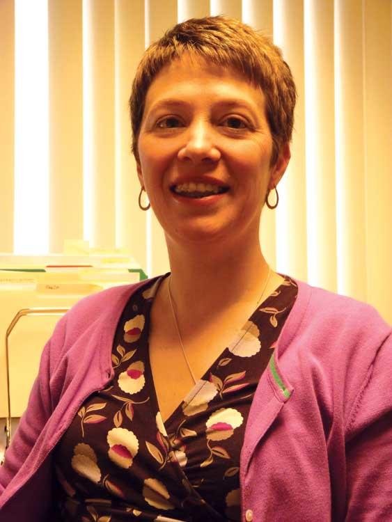 Professor Sharon Twigg