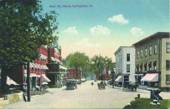 Springfield, Vt. in the turn of the century