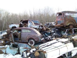 Gates of Heaven: the vanishing junkyard