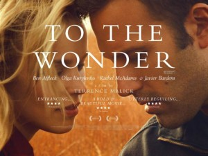 """To the Wonder"" almost settles for love"