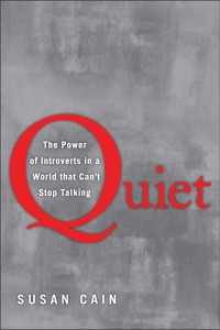 """Quiet"" speaks loud about introverts"