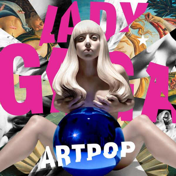 """Artpop,"" Gaga's third and best album"