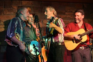 Stearns hosts Vermont Bluegrass legends