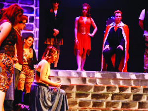 """Pippin"" spreads a little sunshine, Dibden-style"