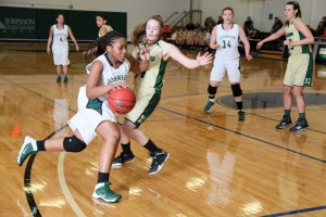 Lady badgers use overtime rally to take 85-71 victory over Lyndon