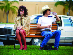 """Dallas Buyers Club"" gives AIDS outbreak a personal look"
