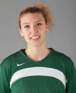 DeGreenia named Student Athlete of the Week
