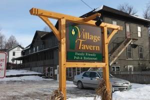 Village Tavern: satisfaction guaranteed