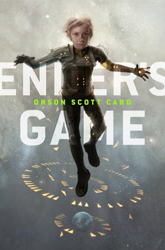 "The new edition of ""Ender's Game"""