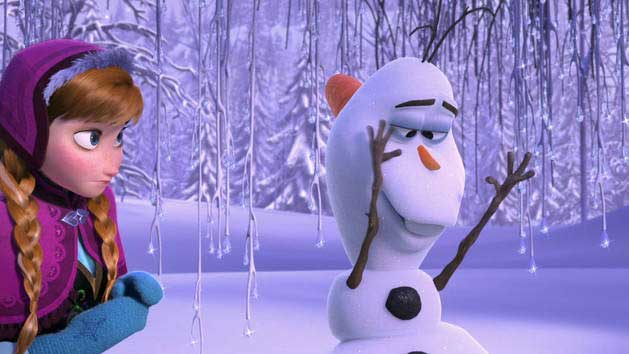 A+warm+moment+in+%22Frozen.%22