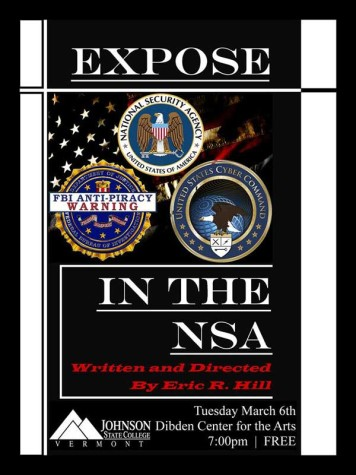 Students expose the NSA, on-stage