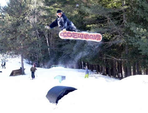 Whistling winds, wintry wonder: Whiteface