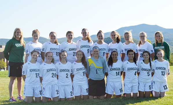 Lady Badgers Soccer Team