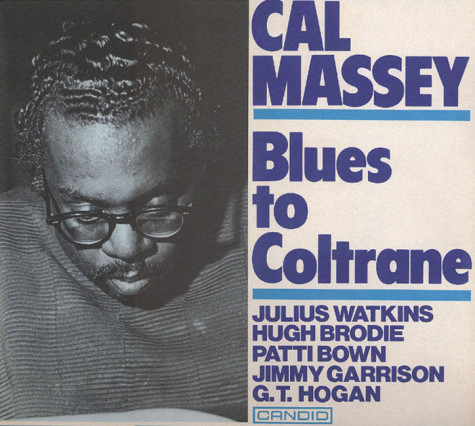 """The """"Eco-Band"""" celebrated jazz composer Cal Massey"""