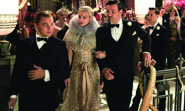 "A moment from this year's Casino Night inspiration, ""The Great Gatsby"""