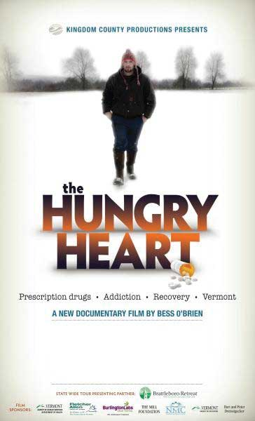 """O'Brien's """"Hungry Heart"""" highlights scourge of opiate addiction in Vermont"""