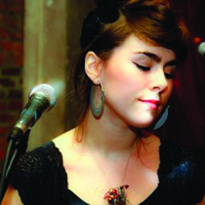 Kat Wright bares her soul band at Radio Bean