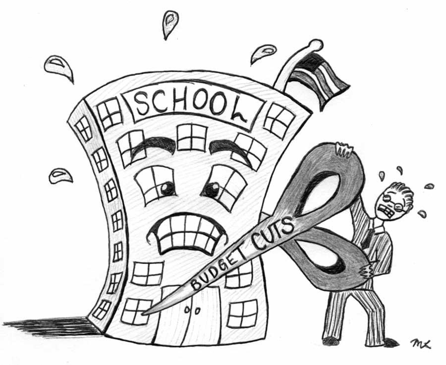 Budget shortfalls cause concern