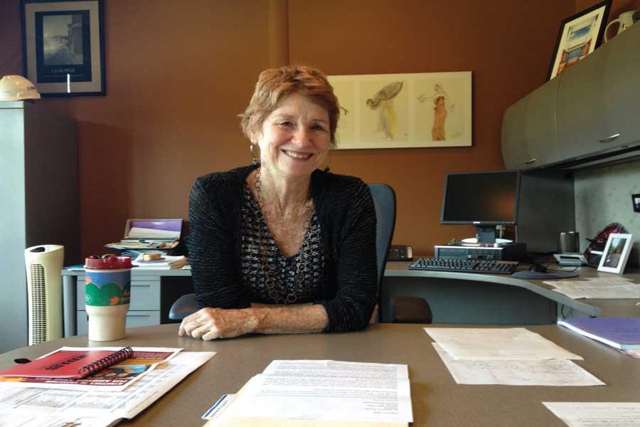 President Barbara Murphy